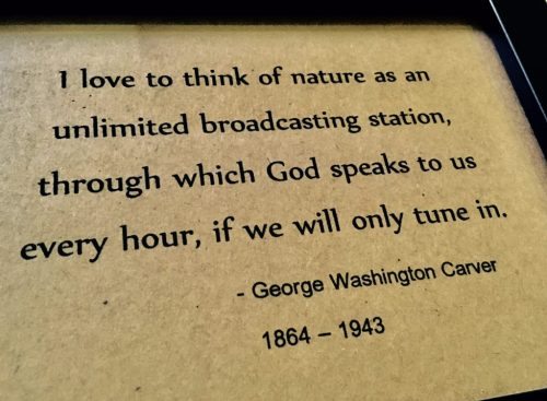 George Washington Carver Birmingham Alabama