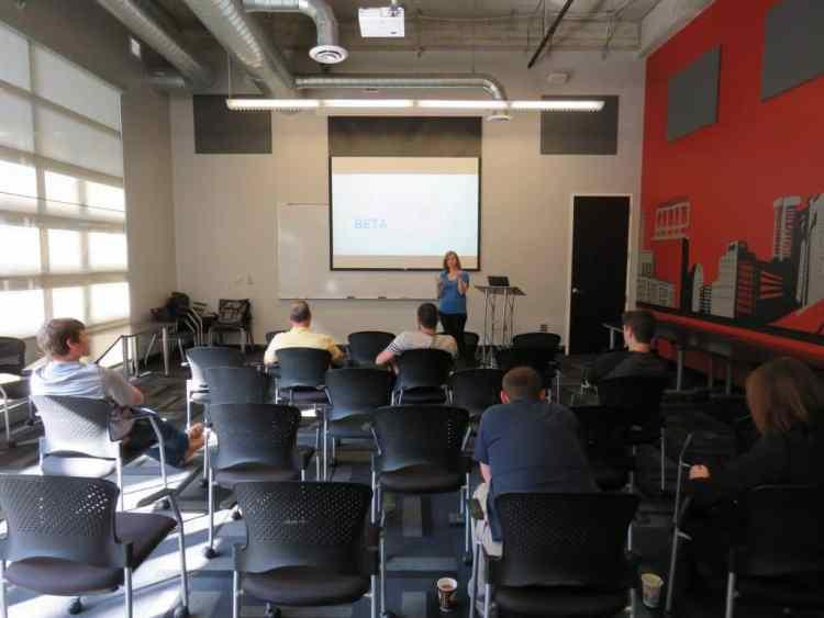 Laura Shaffer presents Beta School