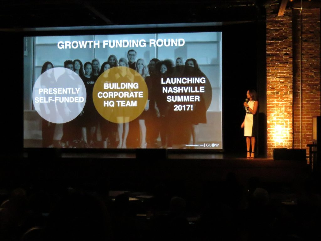 Local startup, GLOW, has secured funding to expand outside of Birmingham!