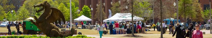 Birmingham TOp Things to Do UAB Earth Day