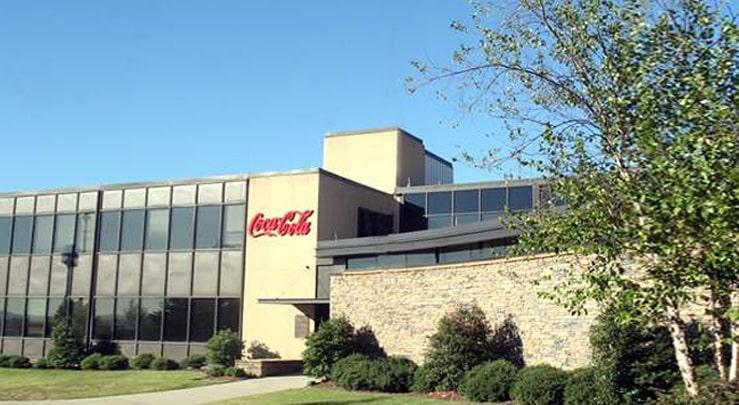 Birmingham Coca-Cola United plant
