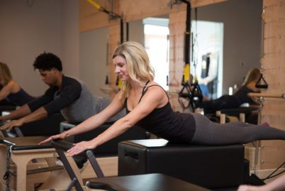 Looking for a Pilates group?