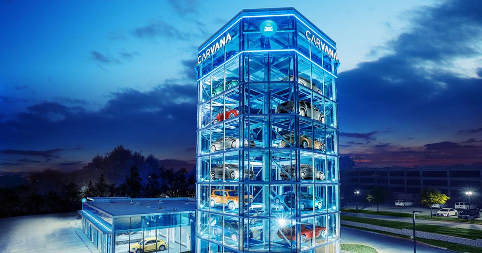 Birmingham's Southside could nab National tech-driven car vendor, Carvana