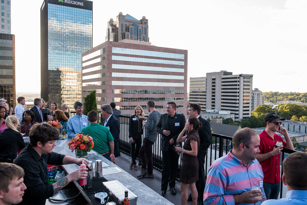 A Birmingham Guide to Rooftop Bars