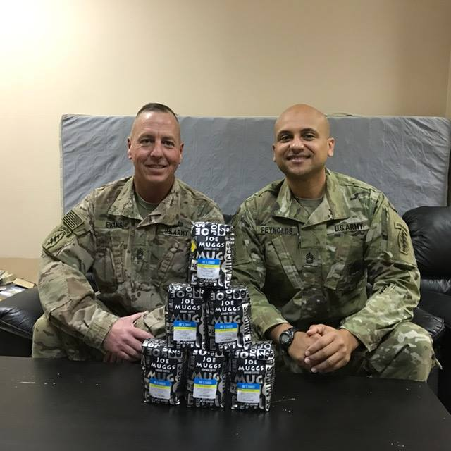 Coffee for Troops