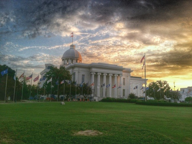 Alabama does not support the Department of Environmental Management