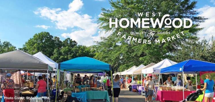 West Homewood Farmers Market Bham Guide to Fresh Farmer's Markets