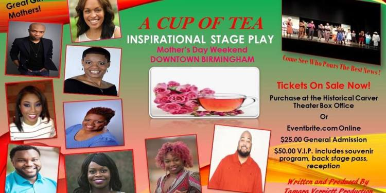 A Cup of Tea Inspiration Stage Play