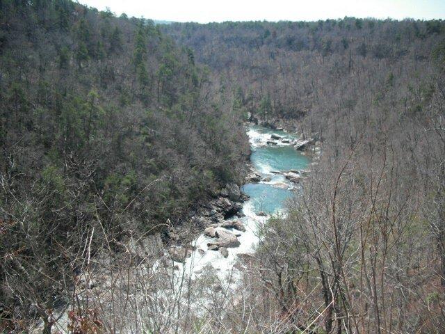 Little River Canyon Alabama