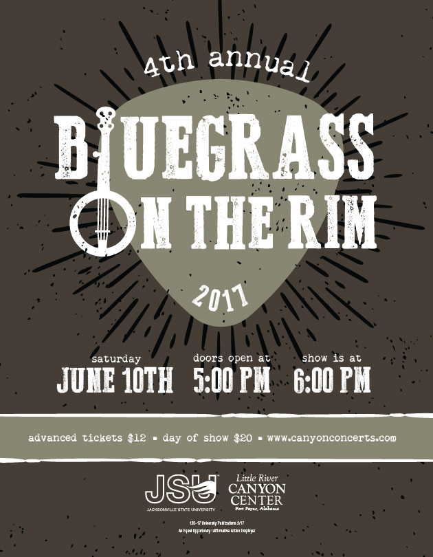 Bluegrass on the Rim