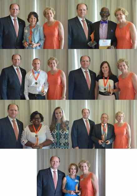 Hands On Birmingham Ignite Award winners inspire volunteerism and love of community