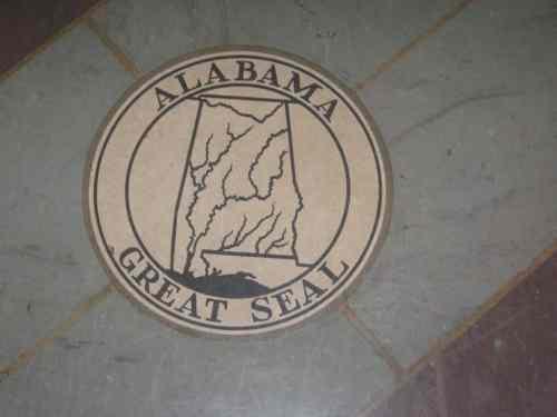 Great Seal Alabama