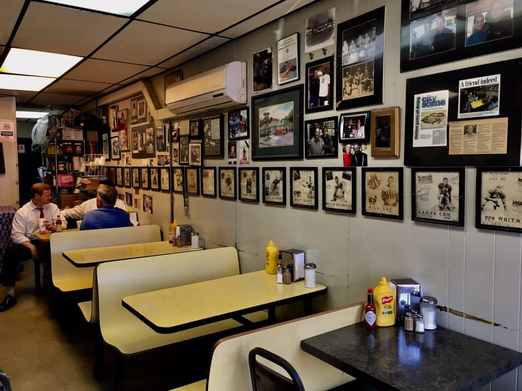 Salem's Diner Homewood Alabama