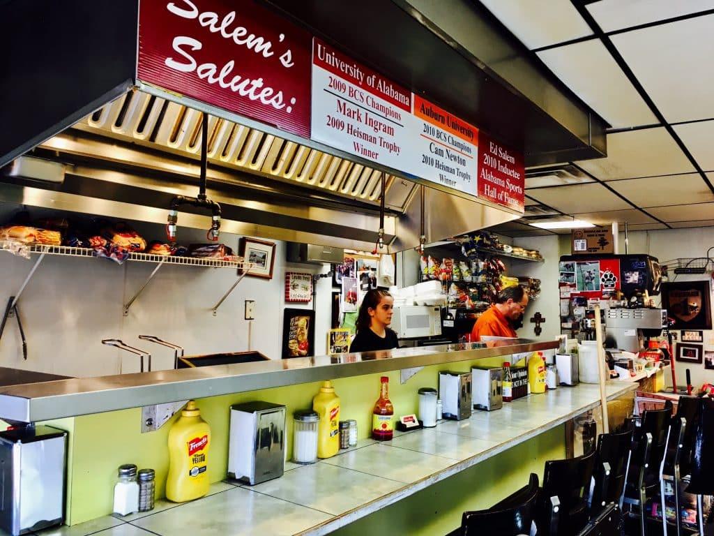 Salem's Diner named best diner in Alabama by Mental Floss (photos)