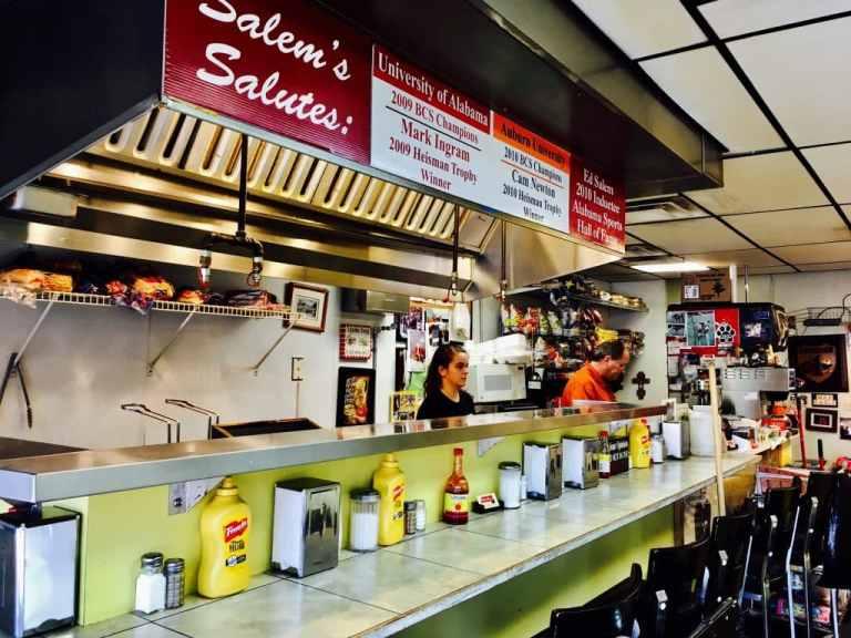 Salem's Diner Homewood Alabama