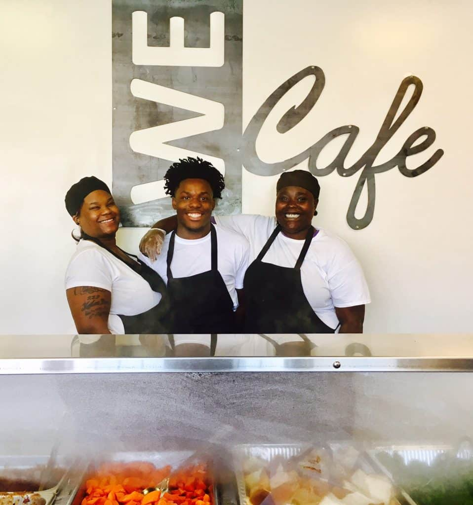 Urban Ministry's WE Cafe – Love food. Love community.