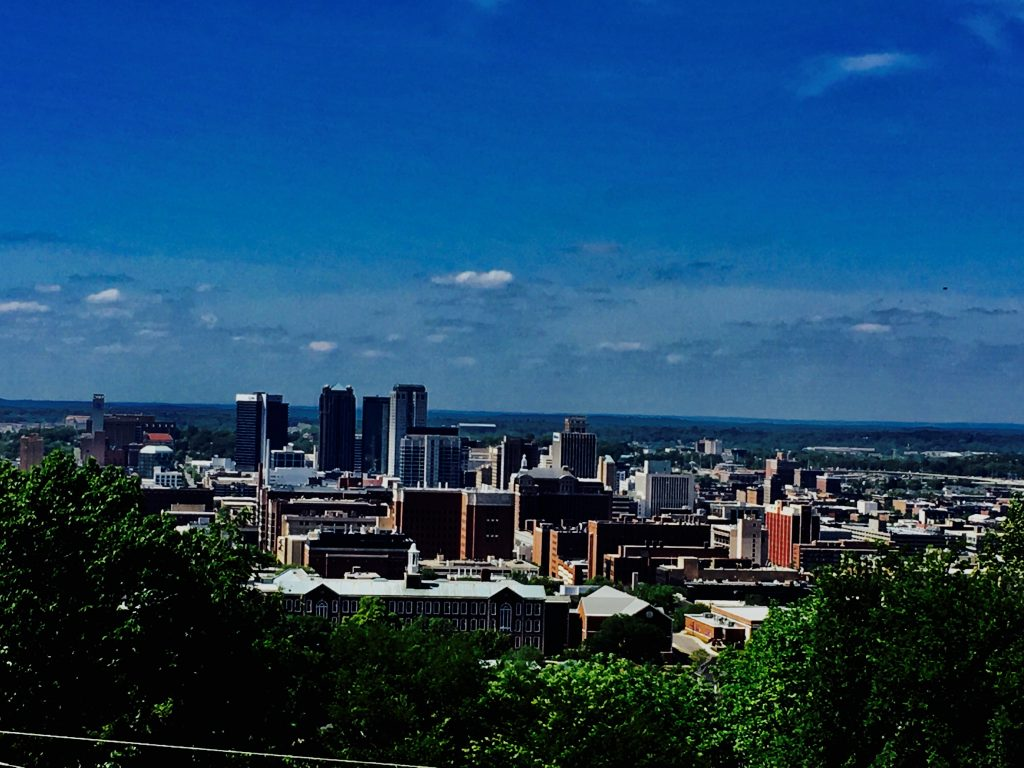 """Birmingham's air quality shows signs of significant improvement according to annual """"2017 State of the Air"""" Report"""