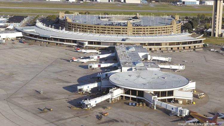 Birmingham Shuttlesworth Airport has LEED Gold Certificate