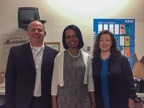 Condoleeza Rice - Democracy