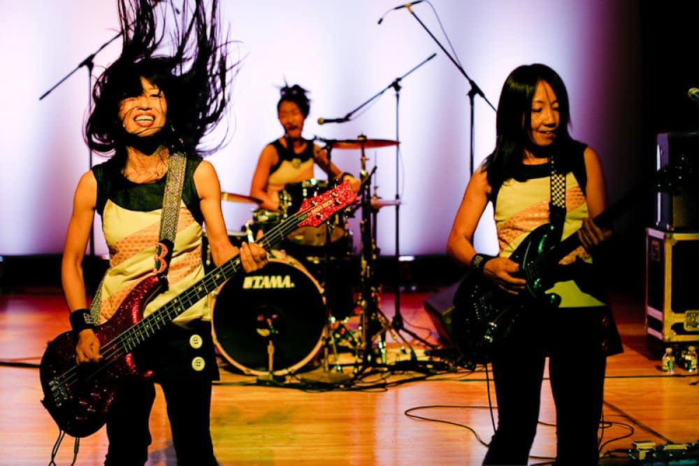 Happening tomorrow in Birmingham: Shonen Knife