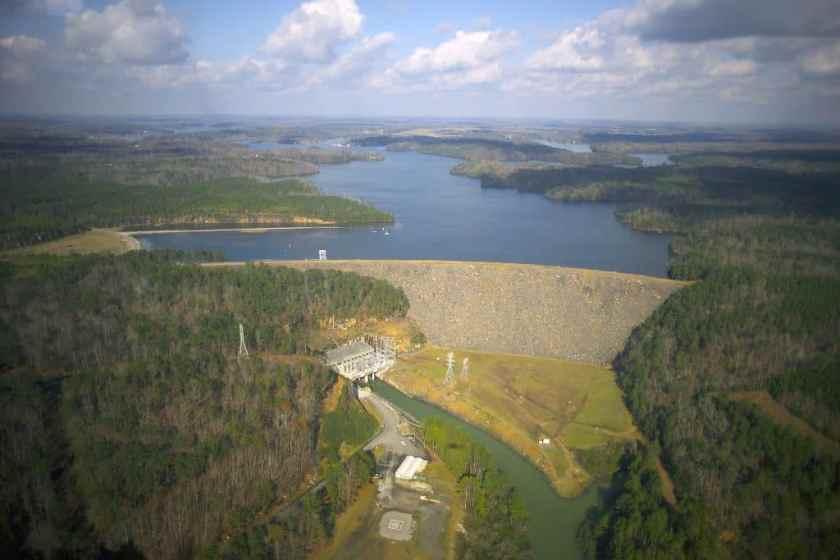 Smith Dam Alabama