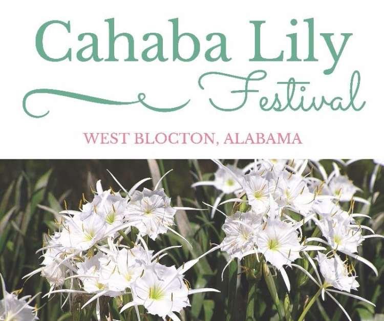 Cahaba Lily Festival