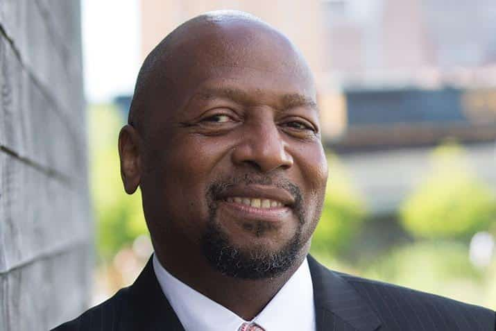 He wants to change the way we do business in Birmingham. District 5, meet Charles Ball.