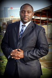 Eric Hall Birmingham Alabama City Council candidate District 9
