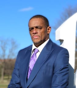 District 7, let's get to know Birmingham City Council candidate Hosea Lewis