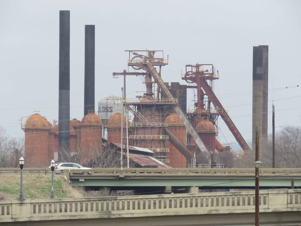 New arts tech program to launch at Birmingham's Sloss Furnaces