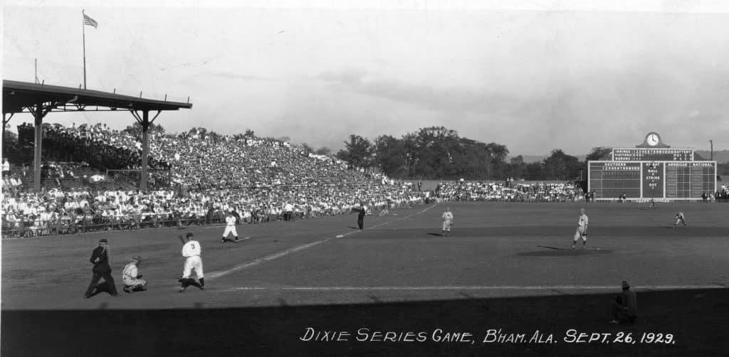 Birmingham's beloved Rickwood Field