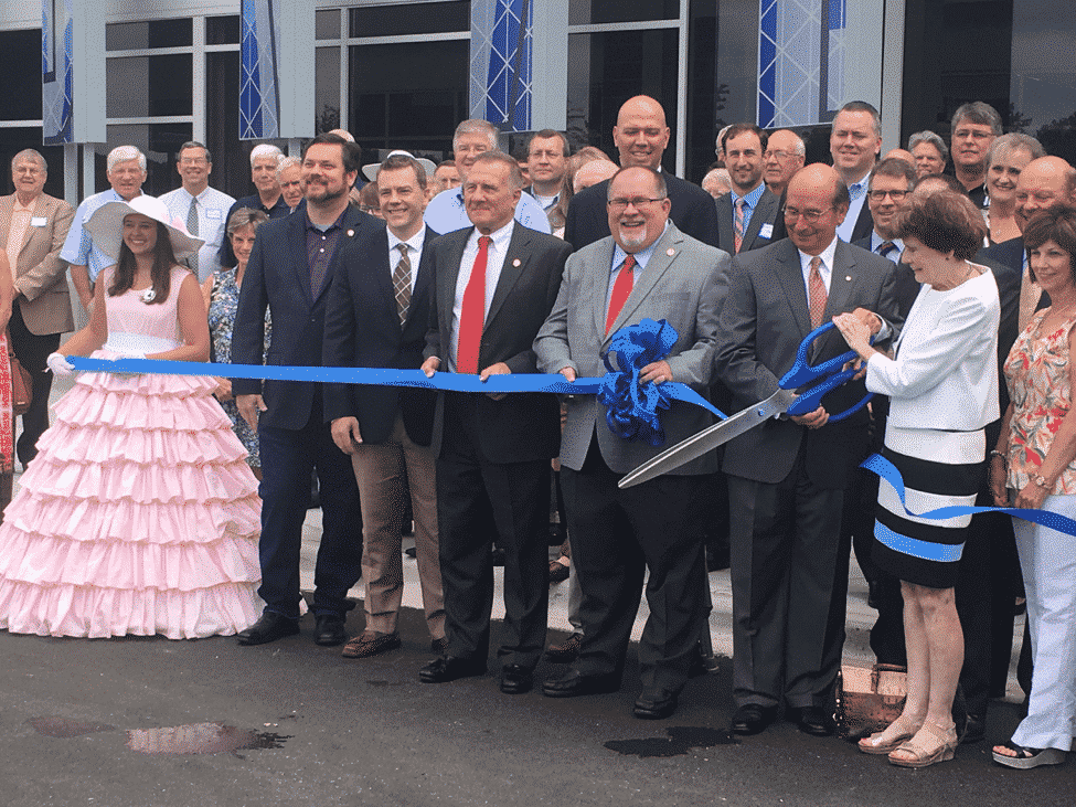 Finley Center opens In Hoover