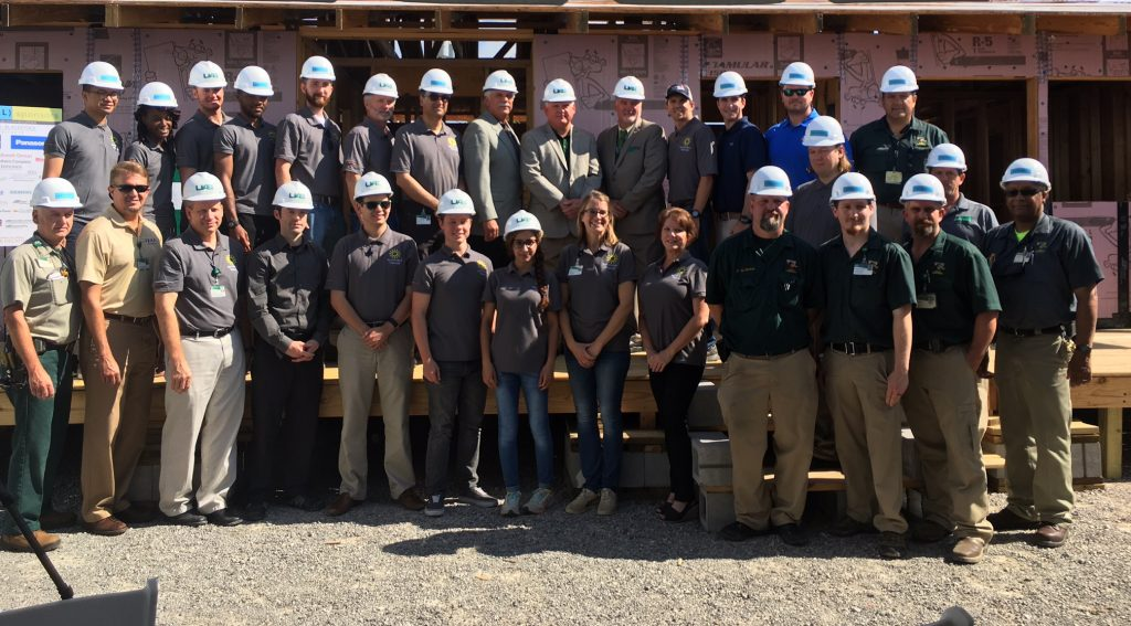 UAB solar house unveiled  (videos)