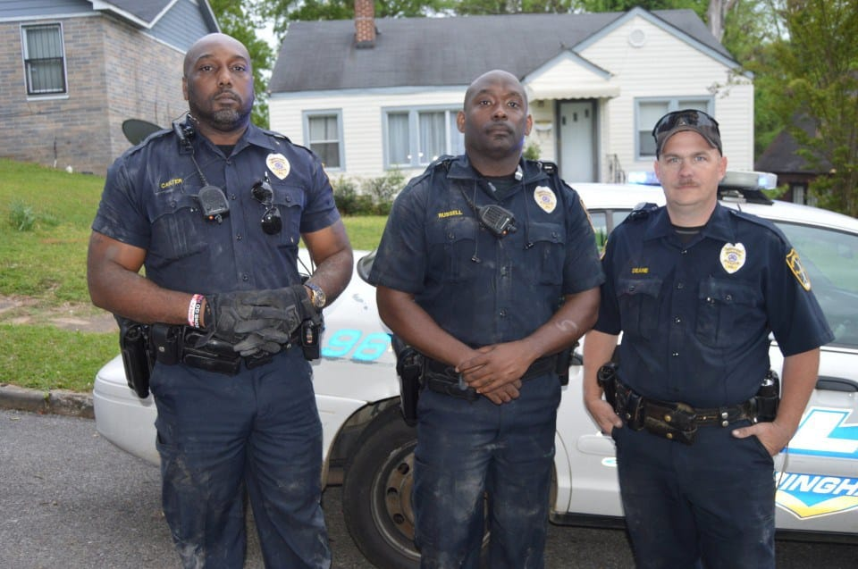 The Feds are coming to town!  Birmingham among 12 cities to receive crime reduction assistance