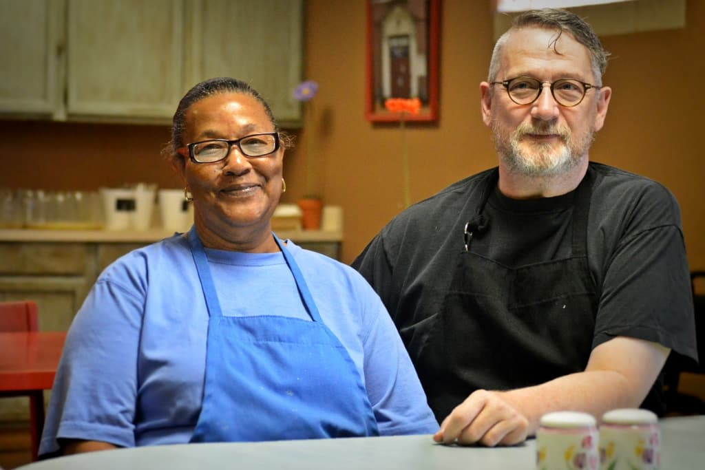 Small business Monday - spotlight on the Downstairs Diner