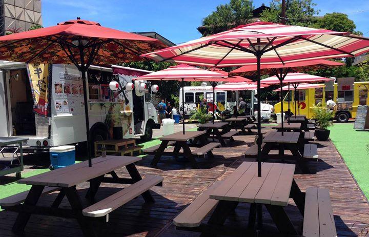 Birmingham Food Park – Grand Opening July 1!