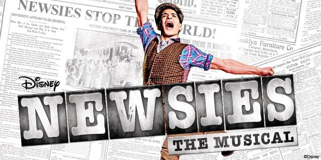 Second Chance to Win FREE tickets to Disney's Newsies