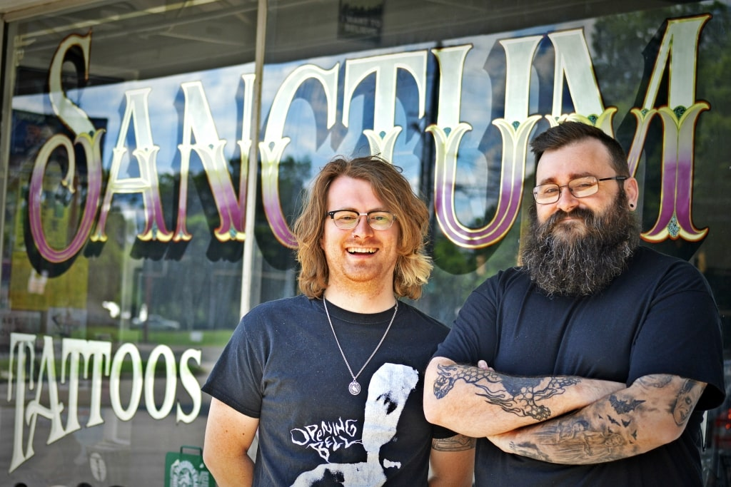 Small business Monday – spotlight on Sanctum Tattoos and Comics