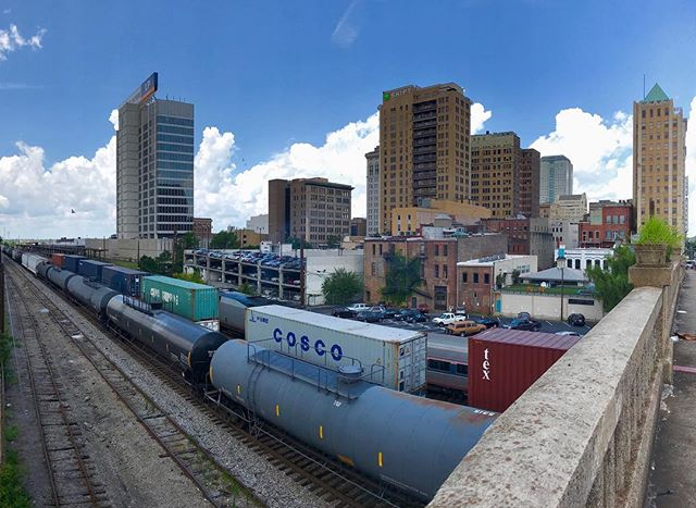 Instagram:So many things are moving #birminghamal forward! What's your favorite aspect of our growing #city?