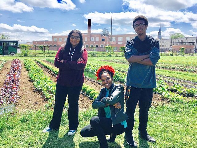 Instagram:Have you heard of the Woodlawn High School Urban Farms?