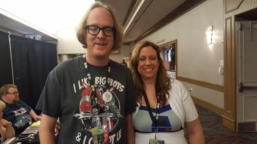 Magic City Con 2017 - John Anderson