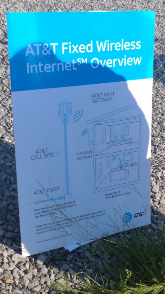 ATT fixed wireless description