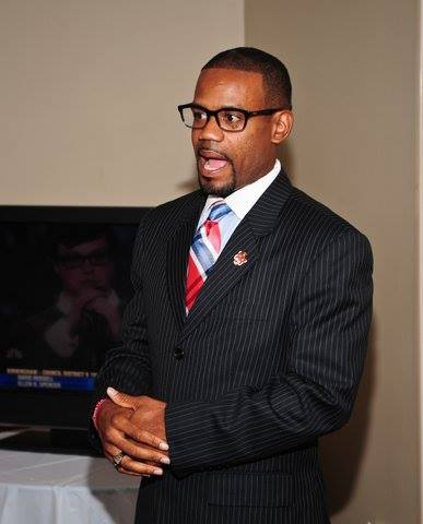 District 8, you are up to bat! Here's an interview with candidate Adlai M. Trone.