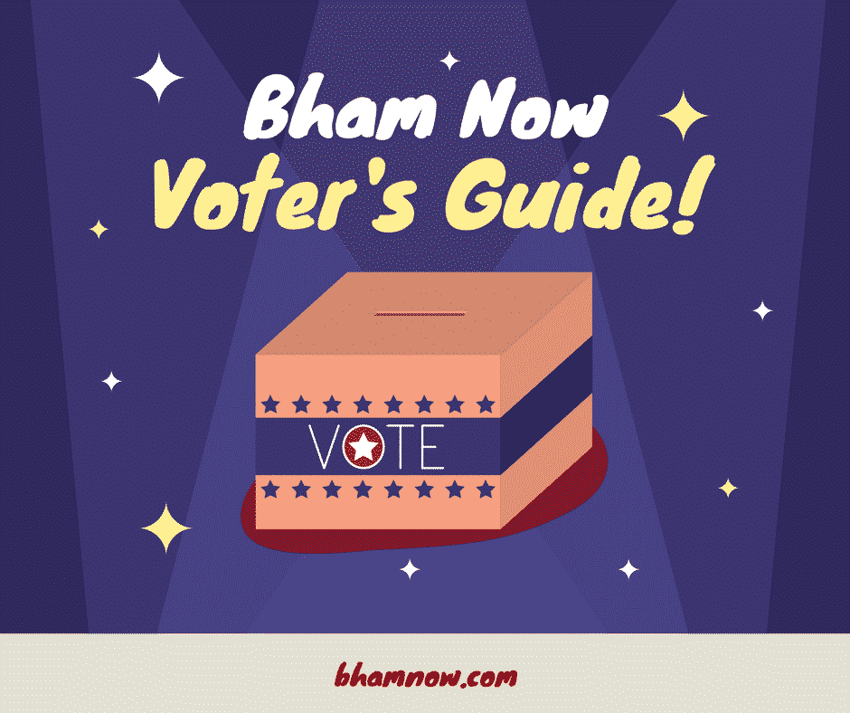 Voter information just a click away with Bham Now's ultimate Voter's Guide