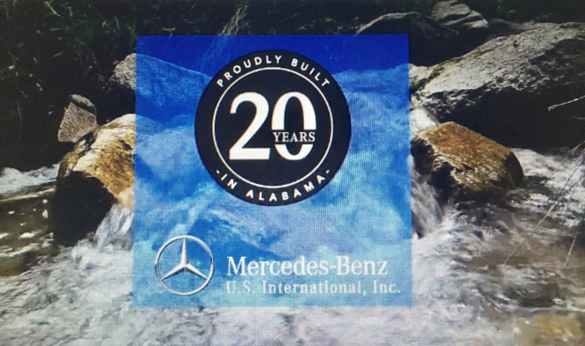 Black Warrior Riverkeeper featured in Mercedes-Benz environment video