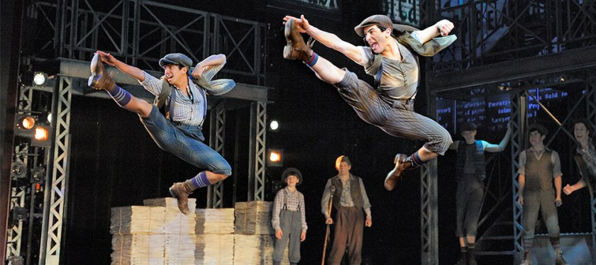 Final Chance to Win Free Newsies Tickets Disney's