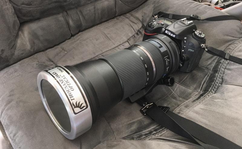 solar photography