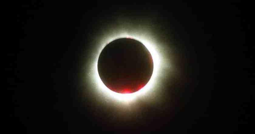 total eclipe