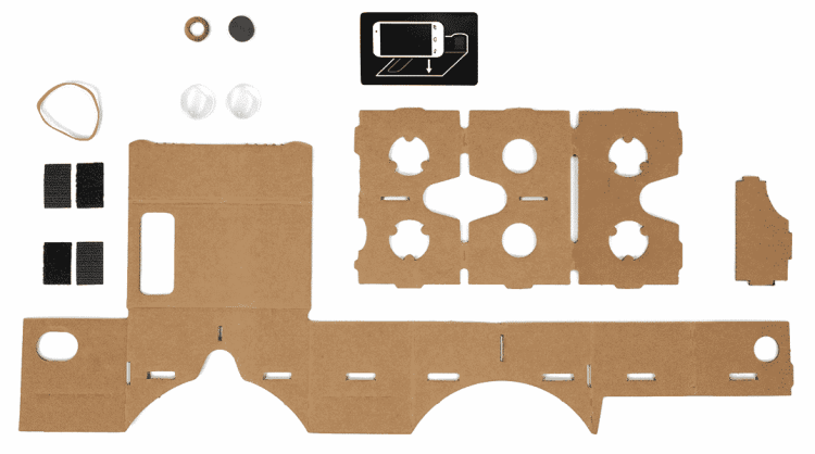google cardboard vr virtual reality