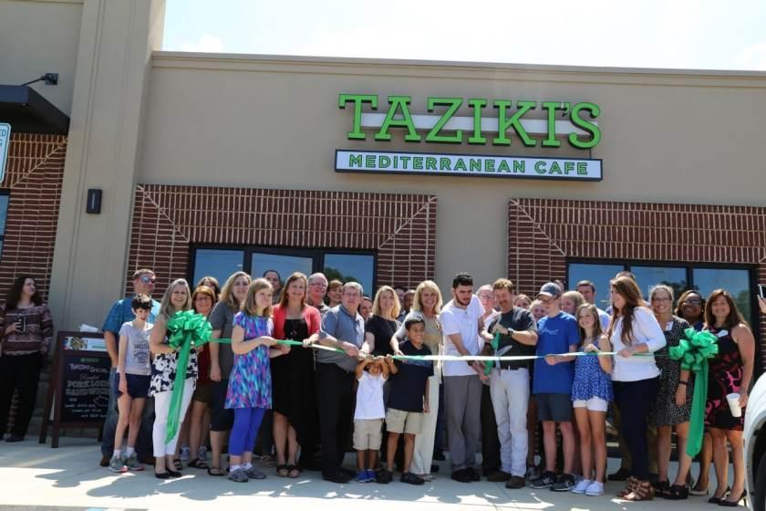 Taziki S Mediterranean Cafe Locations